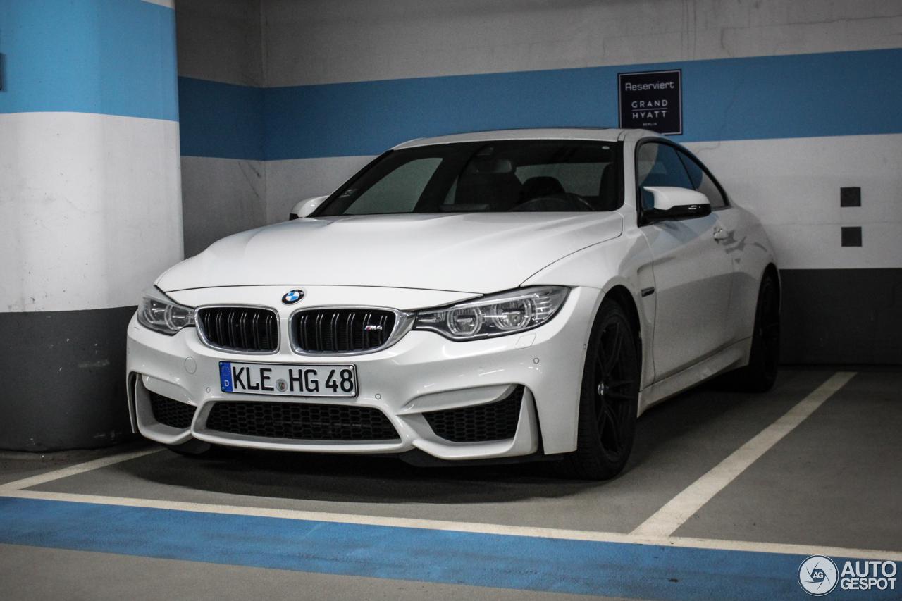 BMW M4 F82 Coupé 4