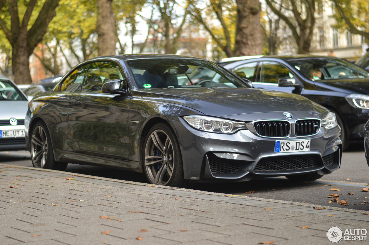 BMW M4 F83 Convertible 10