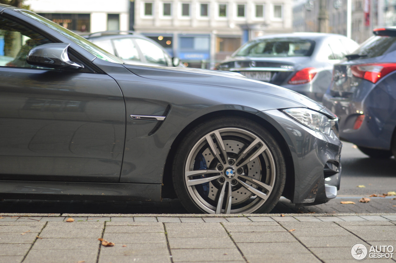 BMW M4 F83 Convertible 5