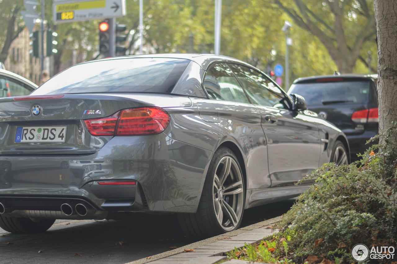 BMW M4 F83 Convertible 6