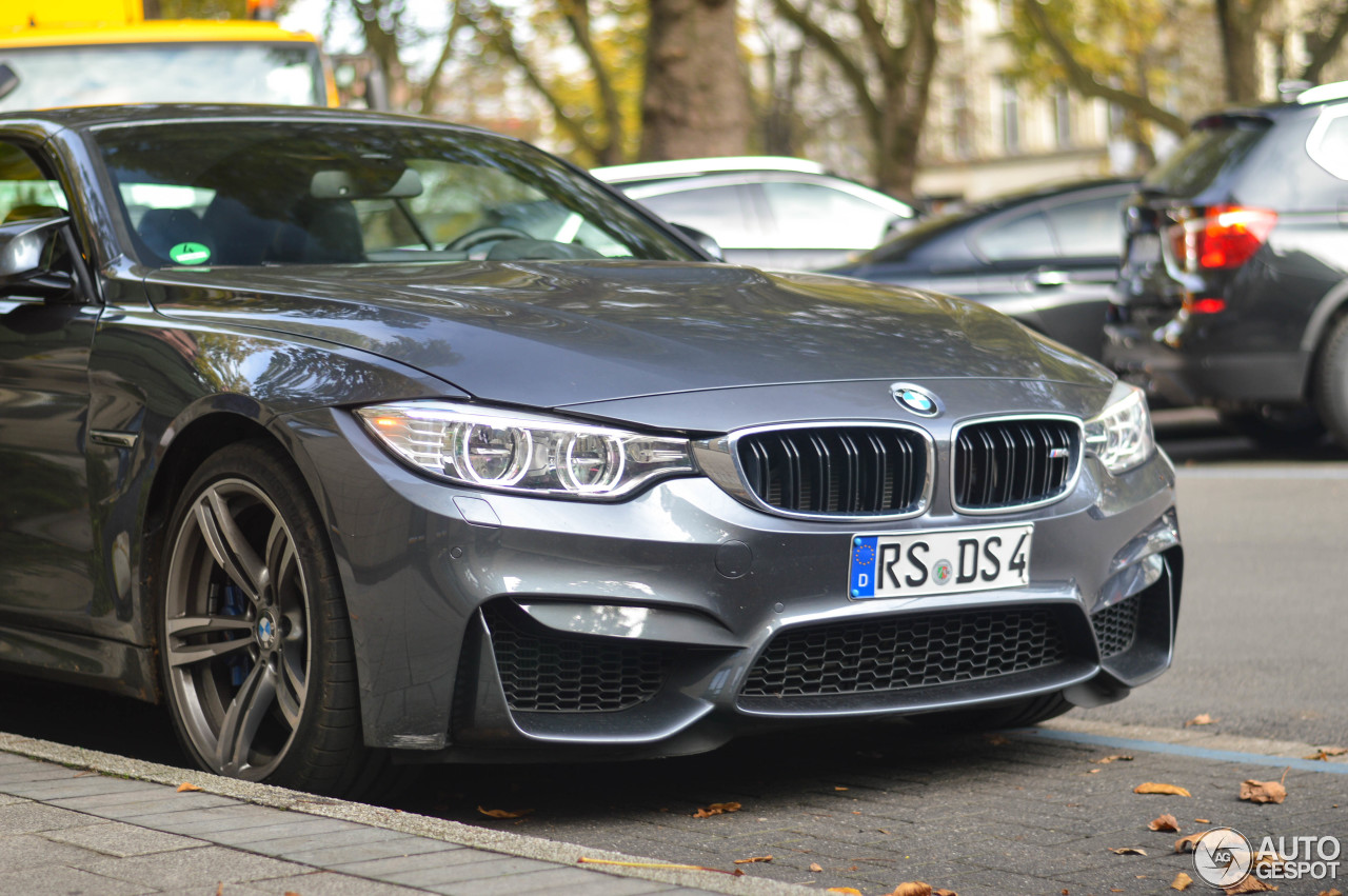 BMW M4 F83 Convertible 7
