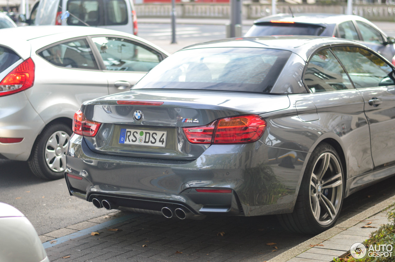 BMW M4 F83 Convertible 9