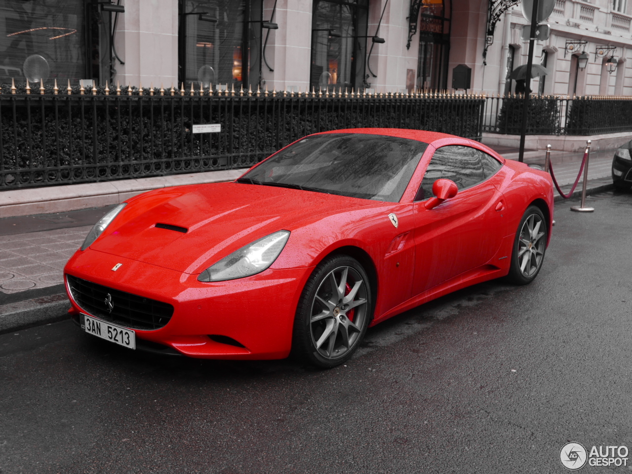 ferrari california 13 fvrier 2016 autogespot. Black Bedroom Furniture Sets. Home Design Ideas