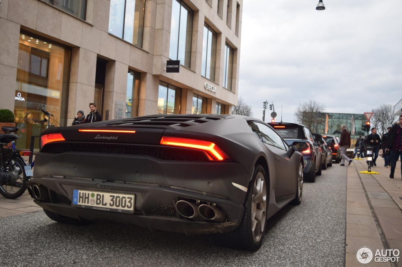 Lamborghini Huracán LP610-4 10