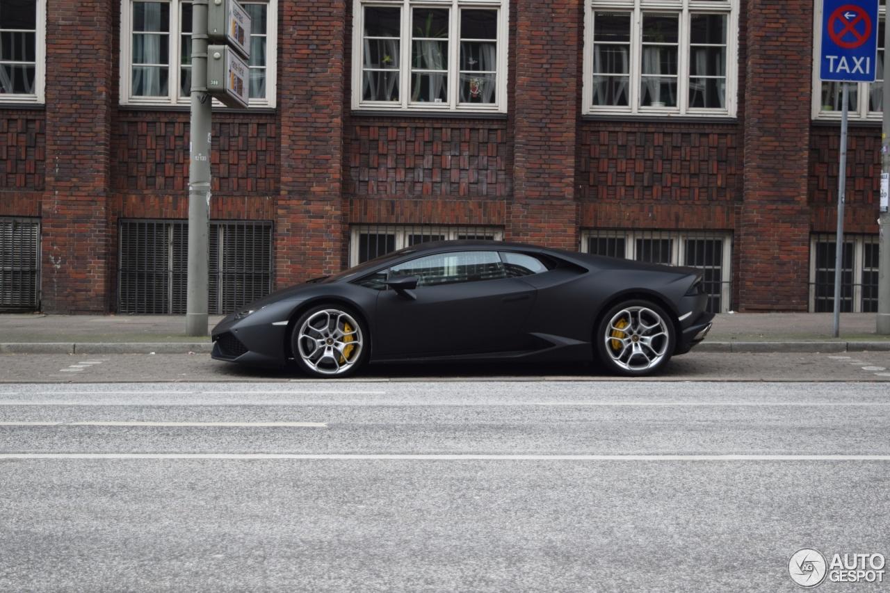 Lamborghini Huracán LP610-4 4
