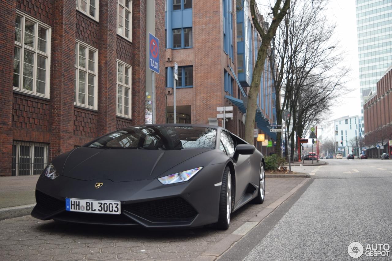 Lamborghini Huracán LP610-4 6