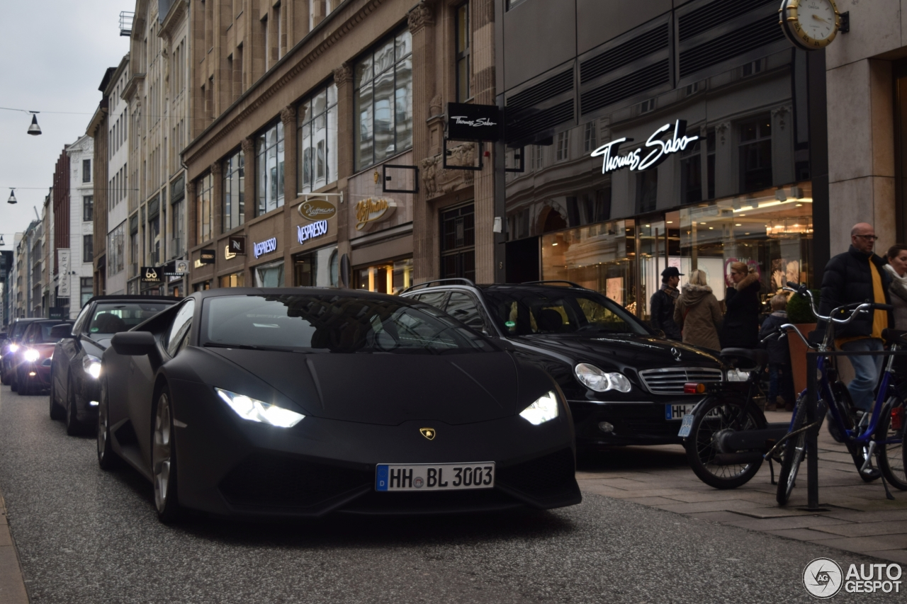 Lamborghini Huracán LP610-4 8