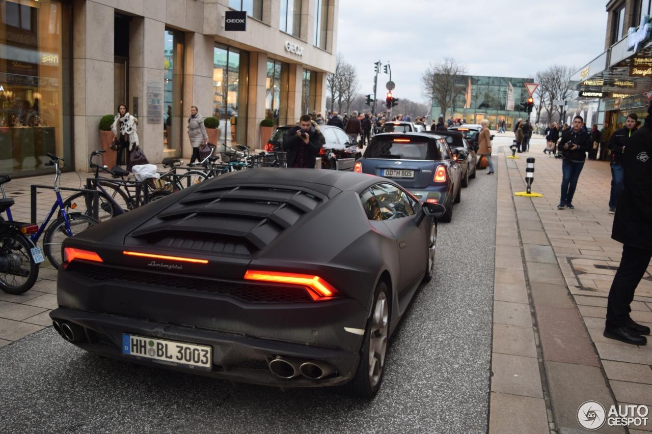 Lamborghini Huracán LP610-4 9