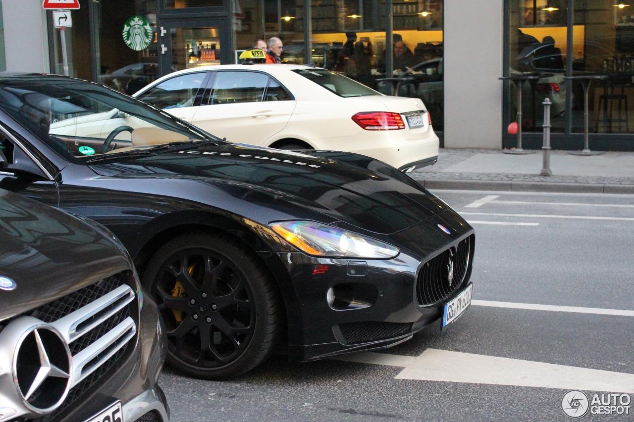 Maserati GranTurismo S 1