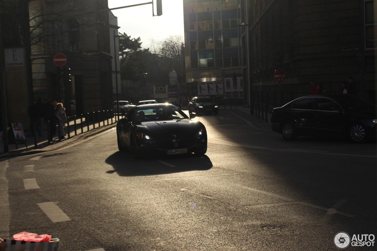 Maserati GranTurismo S 2