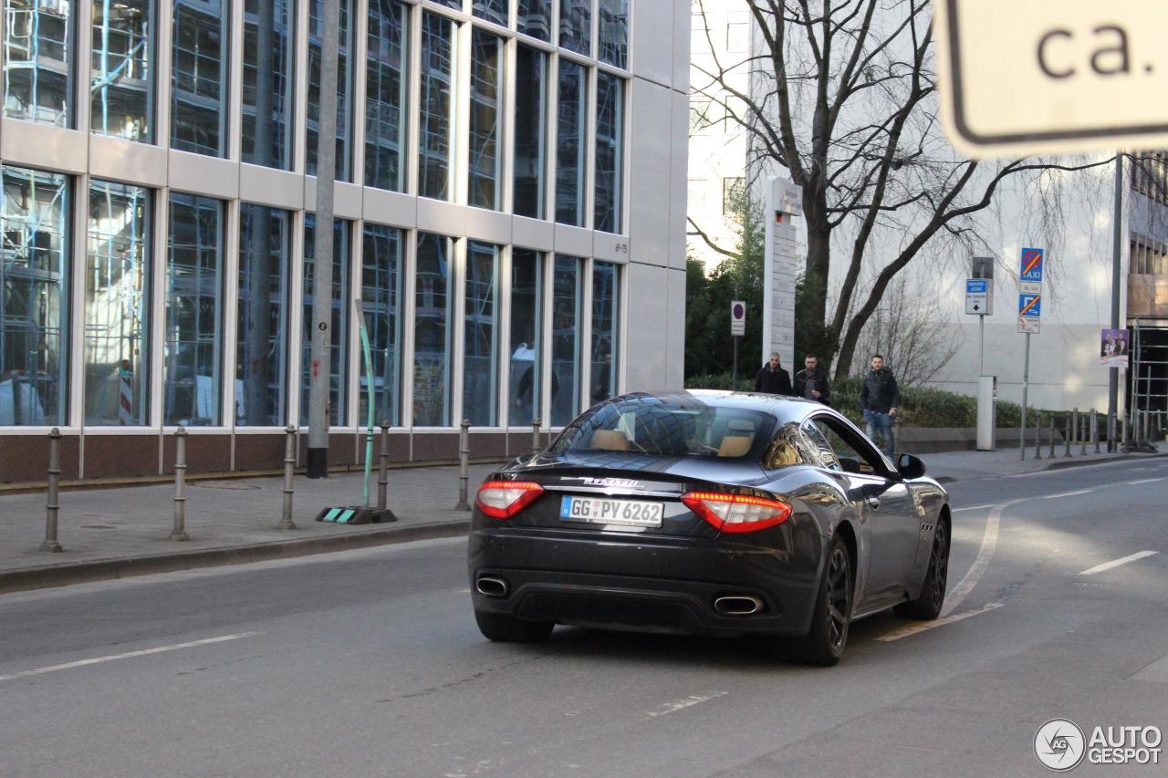 Maserati GranTurismo S 3