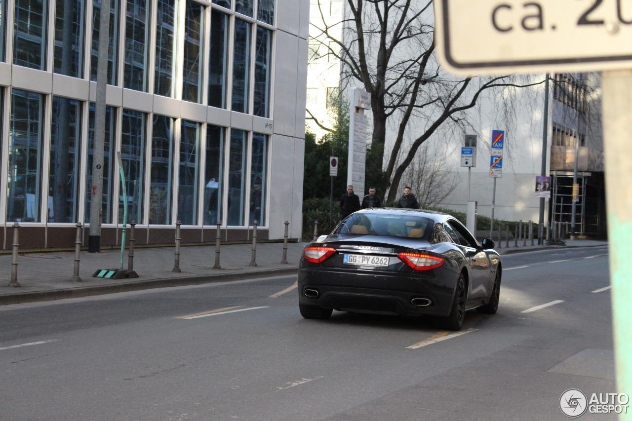 Maserati GranTurismo S 4