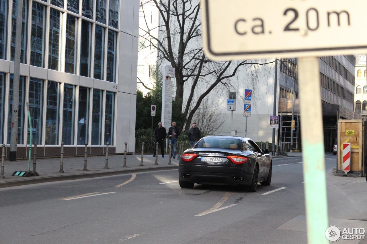 Maserati GranTurismo S 5