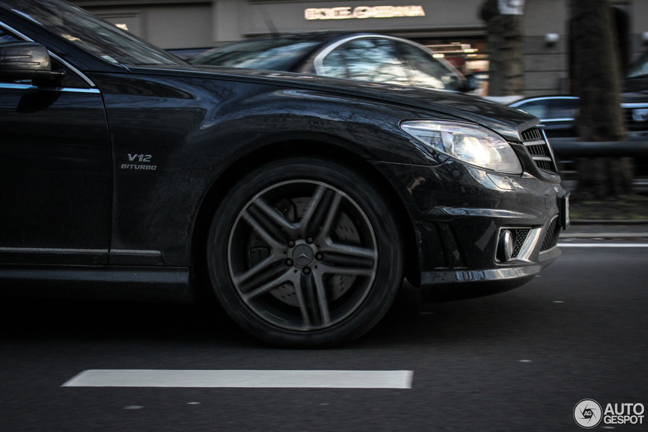 Mercedes-Benz CL 65 AMG C216 7
