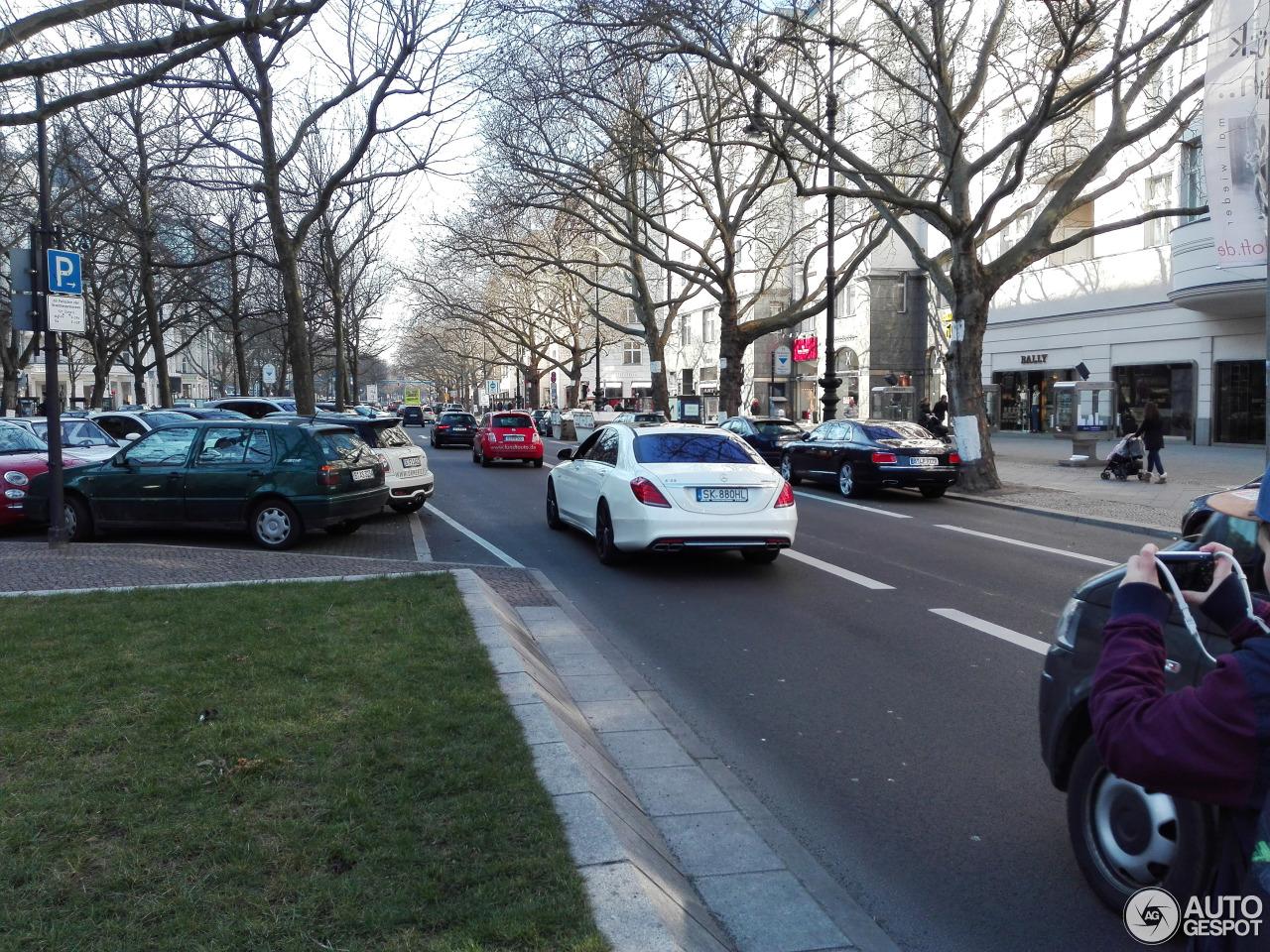 Mercedes-Benz S 63 AMG V222 4