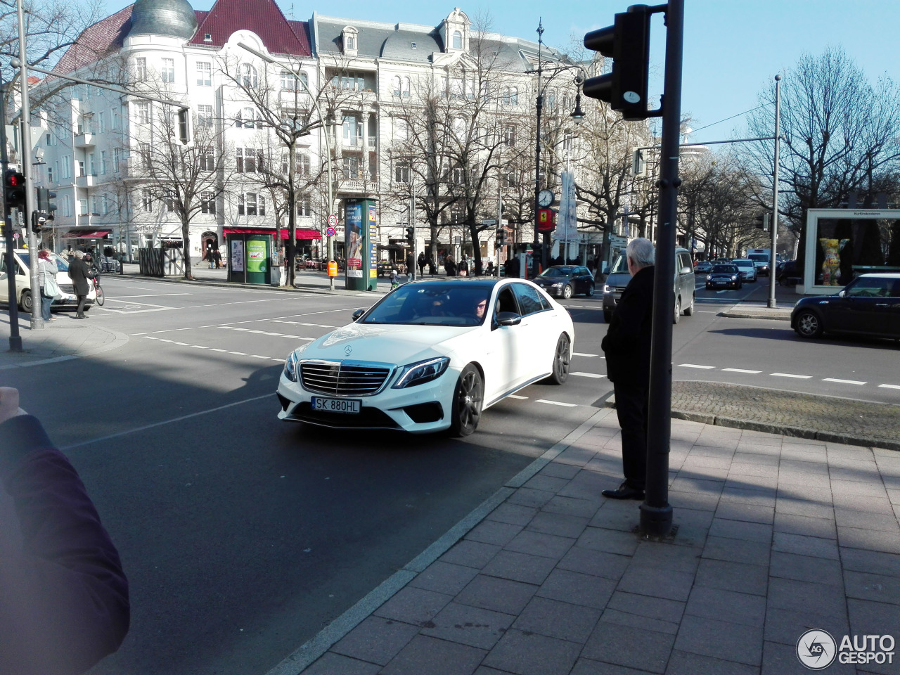 Mercedes-Benz S 63 AMG V222 9