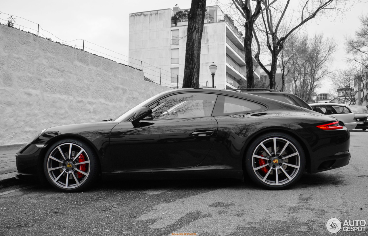 porsche 991 carrera s mkii 13 february 2016 autogespot. Black Bedroom Furniture Sets. Home Design Ideas