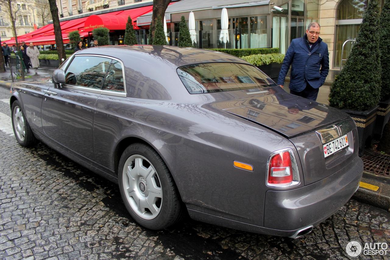 Rolls-Royce Phantom Coupé 1