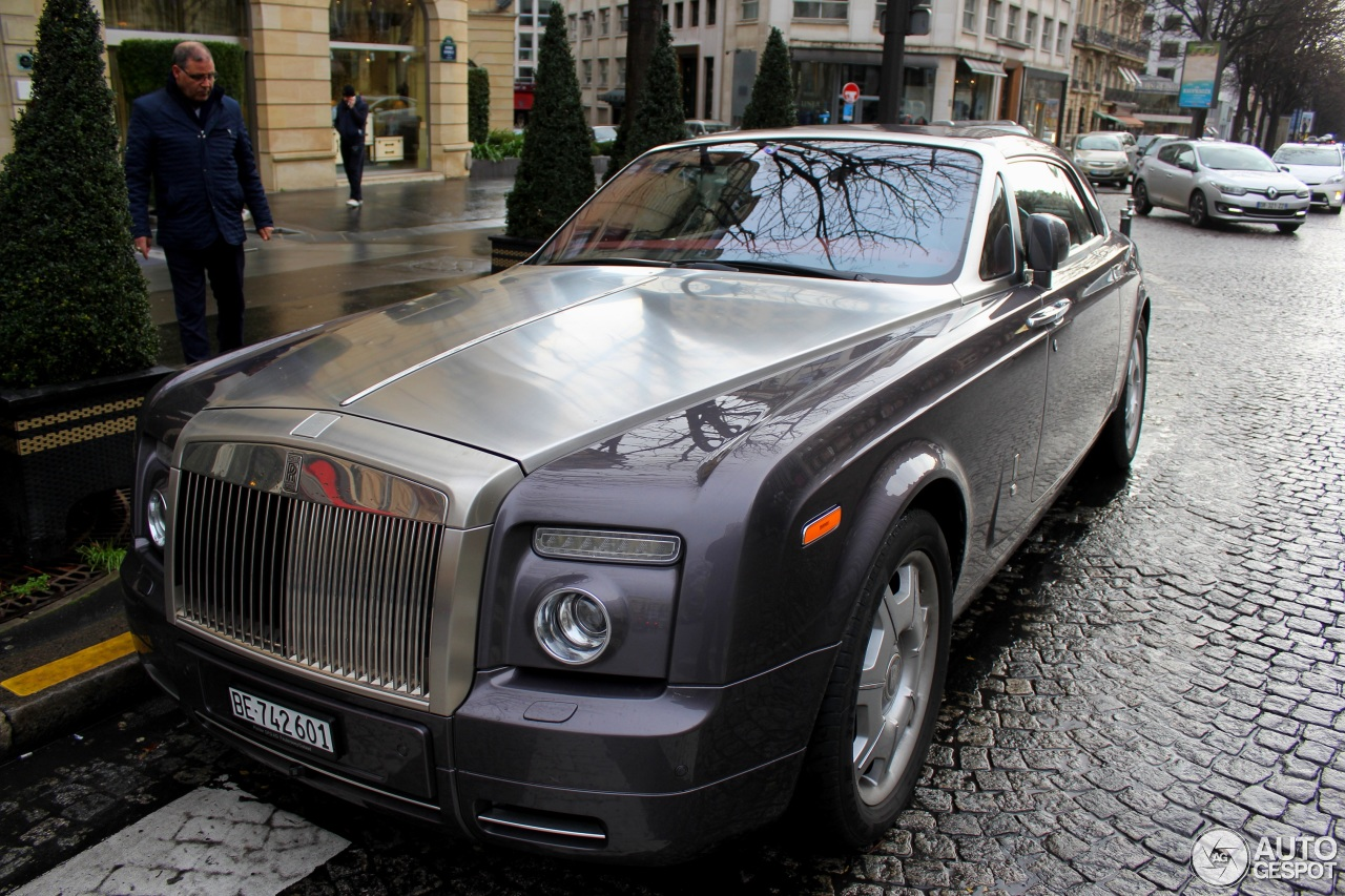 Rolls-Royce Phantom Coupé 3