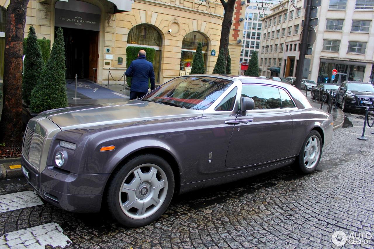 Rolls-Royce Phantom Coupé 4