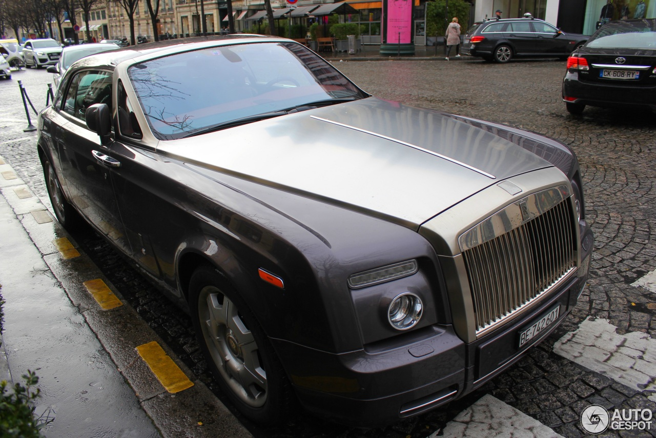 Rolls-Royce Phantom Coupé 5
