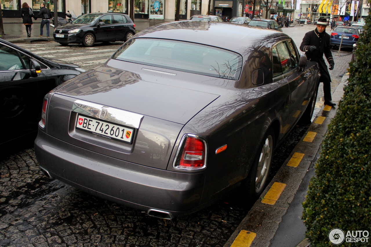 Rolls-Royce Phantom Coupé 7
