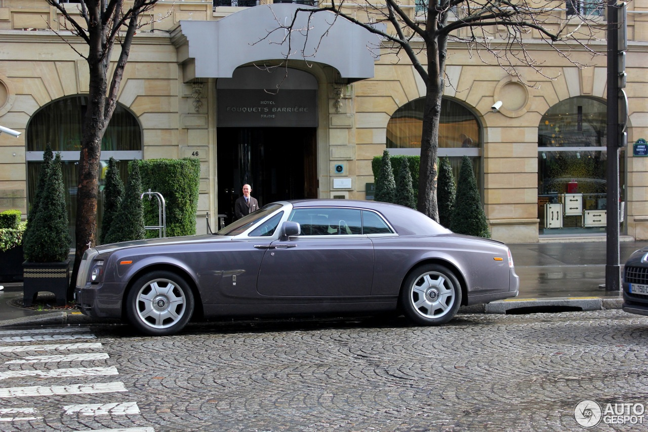 Rolls-Royce Phantom Coupé 8
