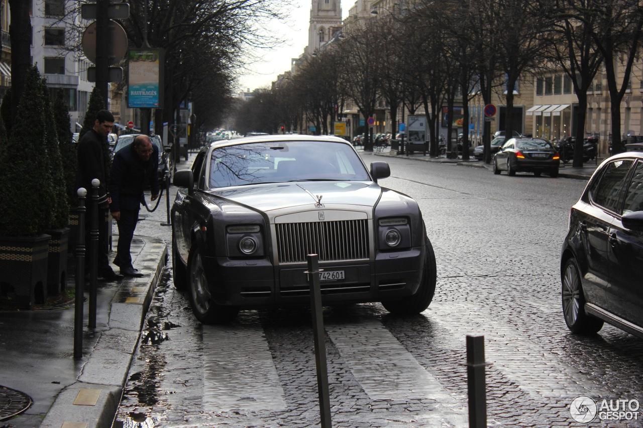 Rolls-Royce Phantom Coupé 9