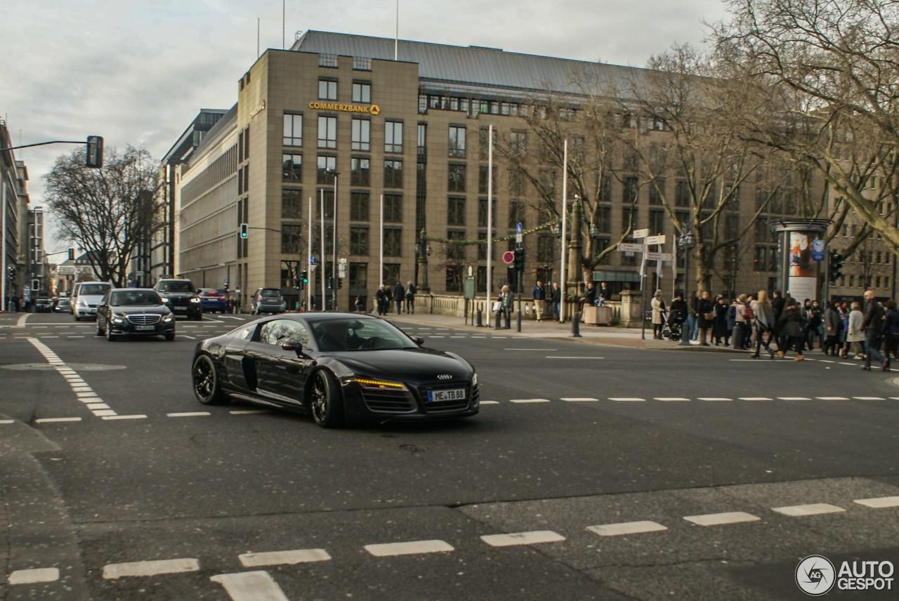 Audi R8 V10 Plus 2013 4