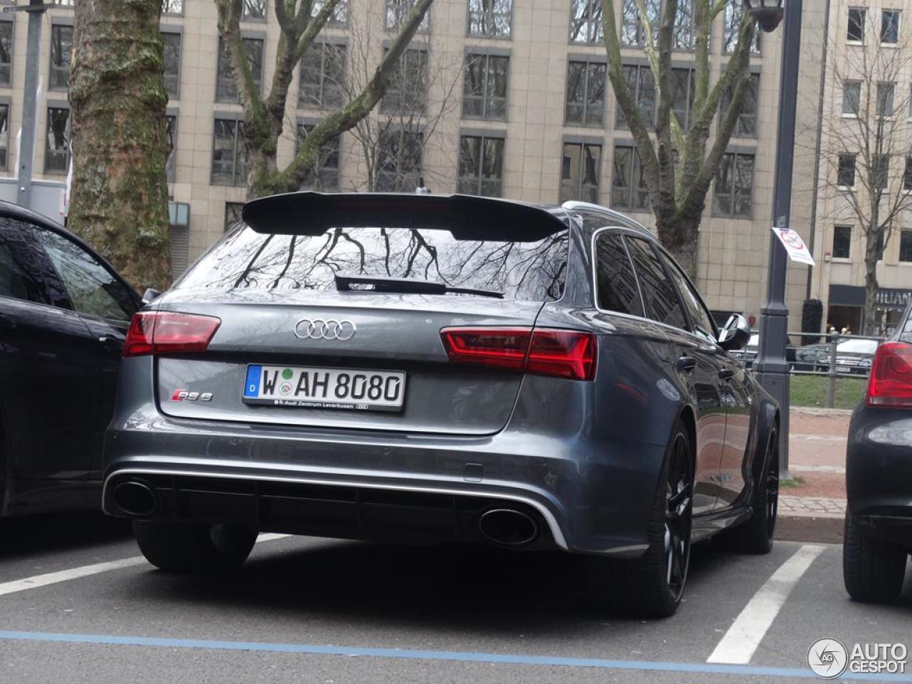 Audi RS6 Avant C7 2015 3