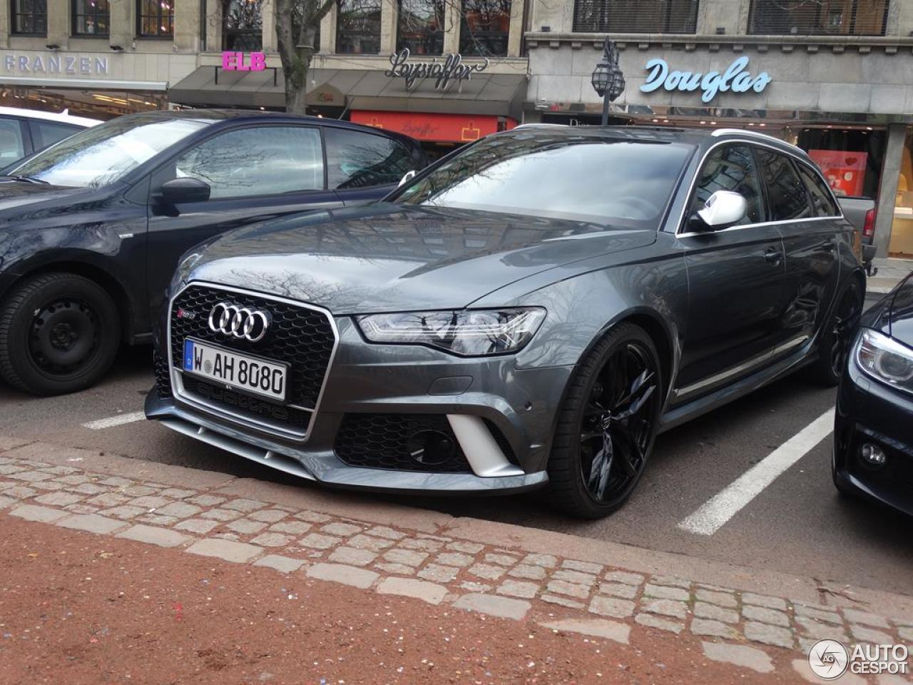 Audi RS6 Avant C7 2015 7