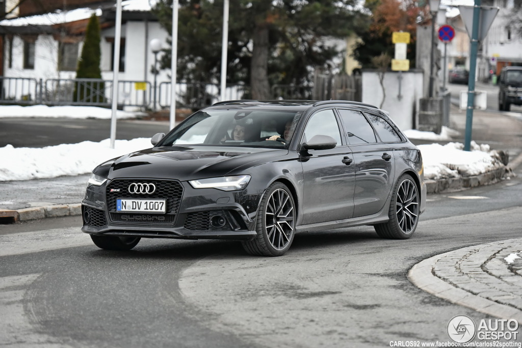 Audi RS6 Avant C7 2015  14 February 2016  Autogespot