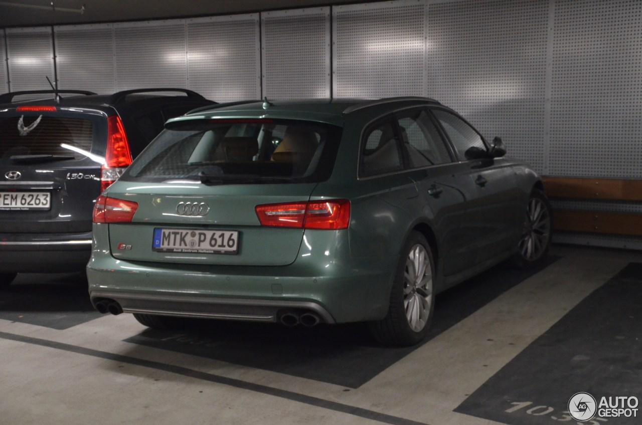 Audi S6 Avant C7 2