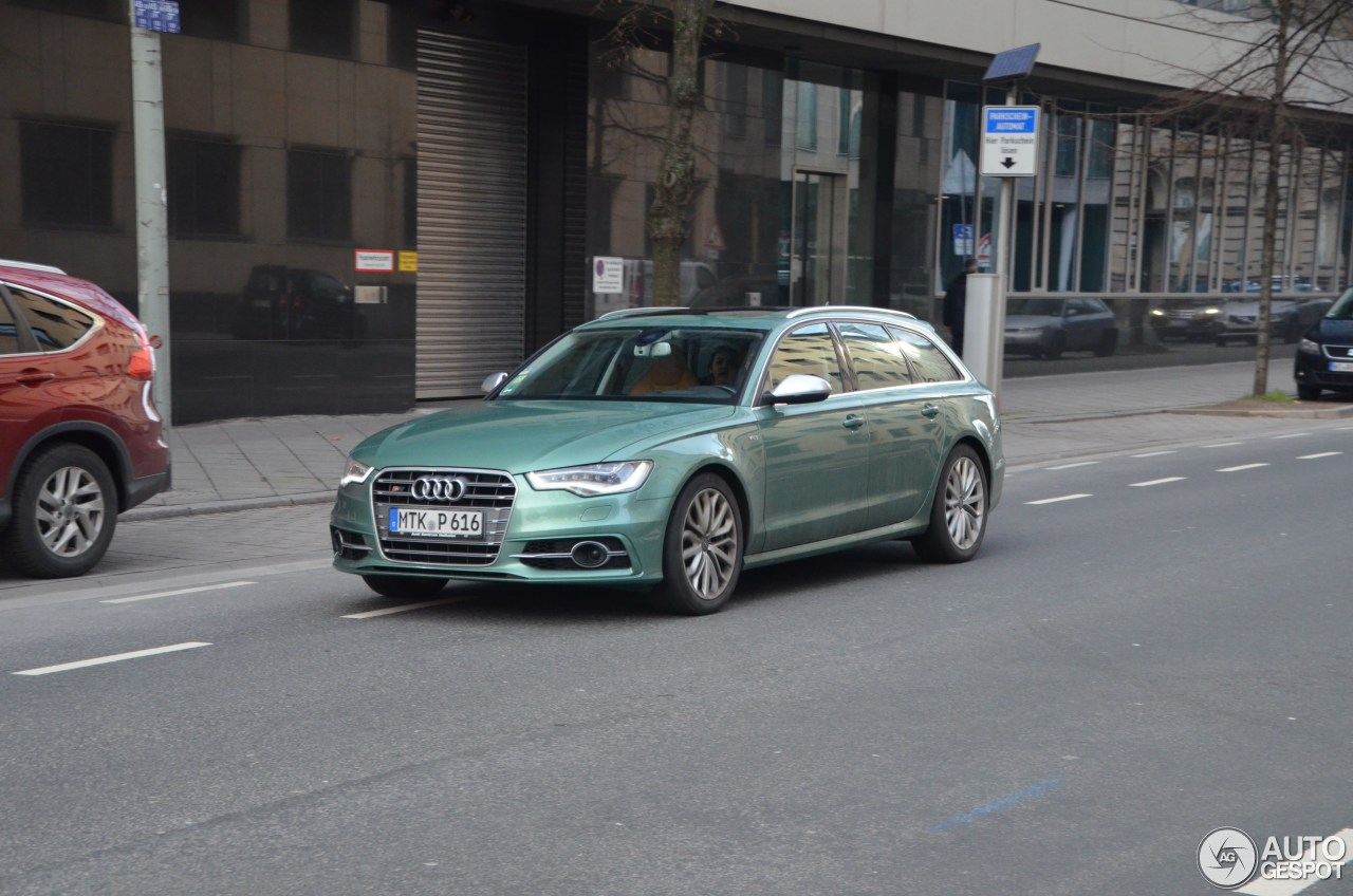 Audi S6 Avant C7 3