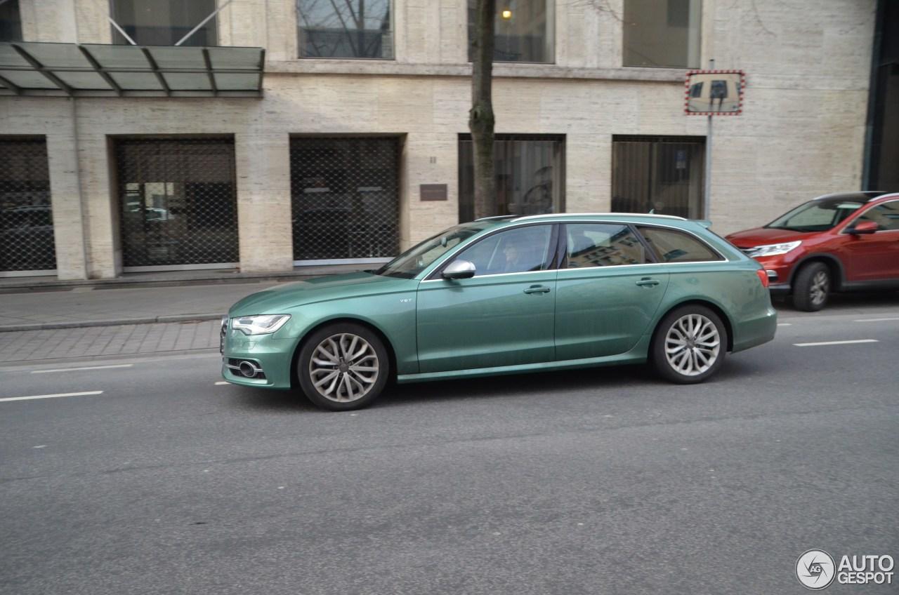 Audi S6 Avant C7 5