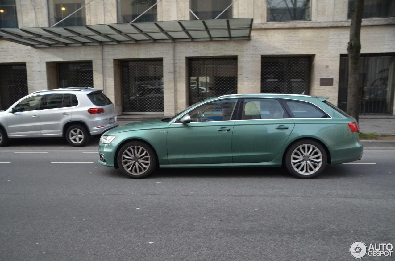 Audi S6 Avant C7 6