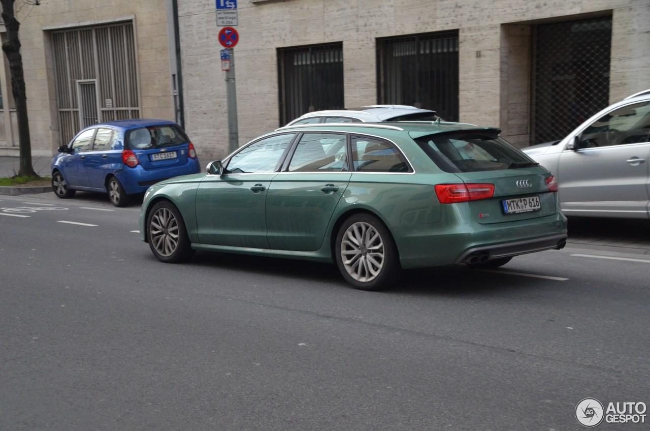 Audi S6 Avant C7 7