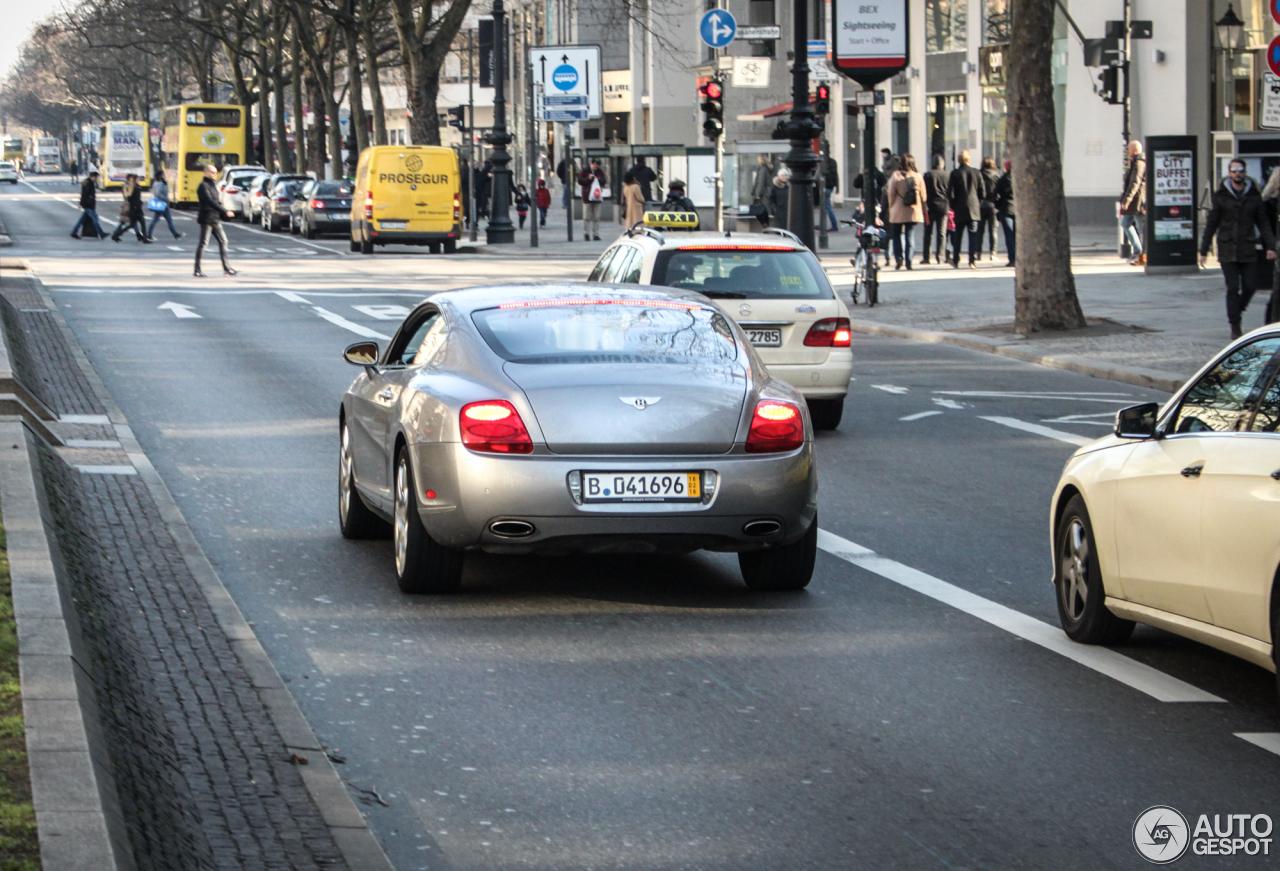 Bentley Continental GT 5