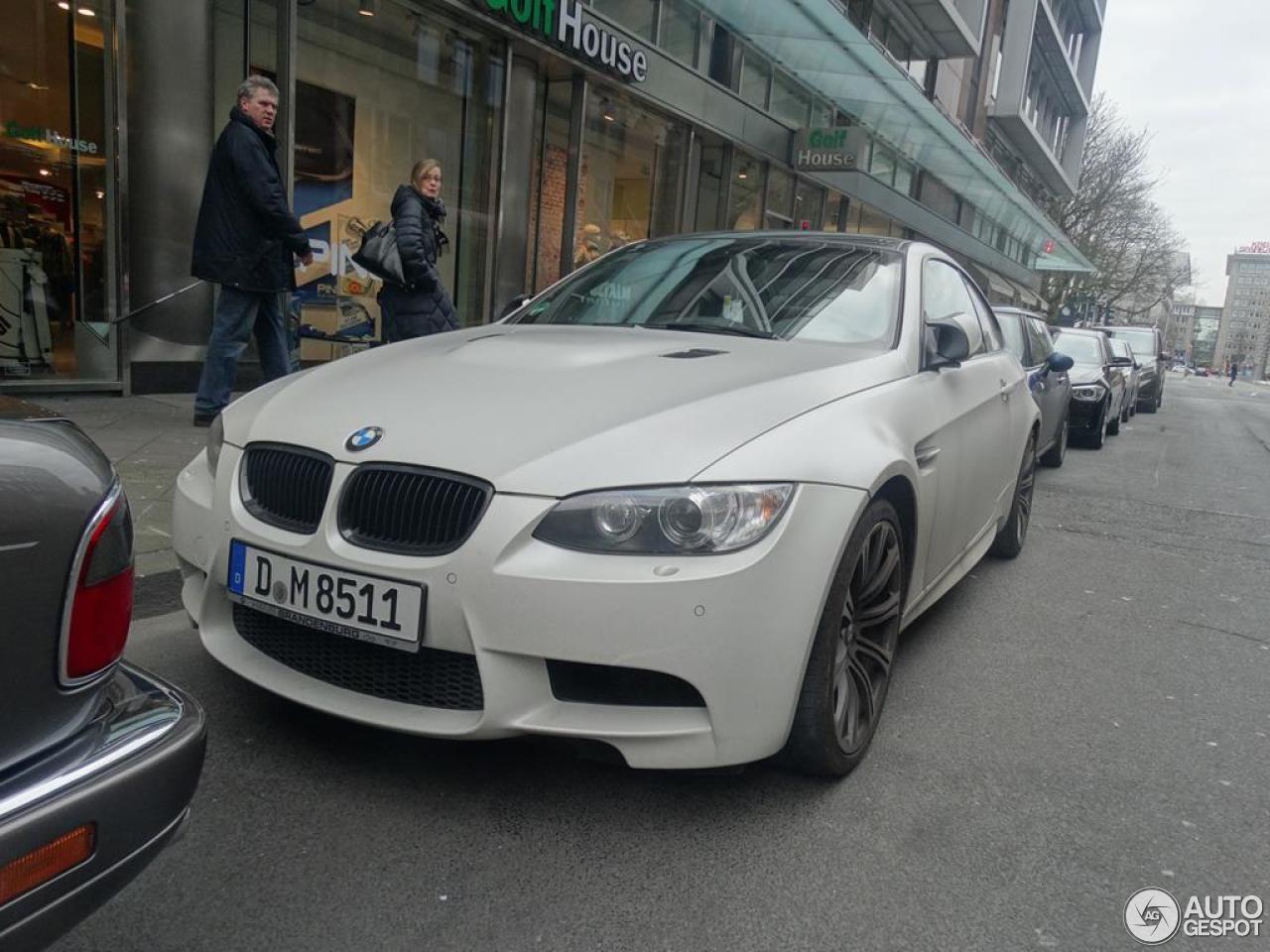 BMW M3 E92 Coupé 4