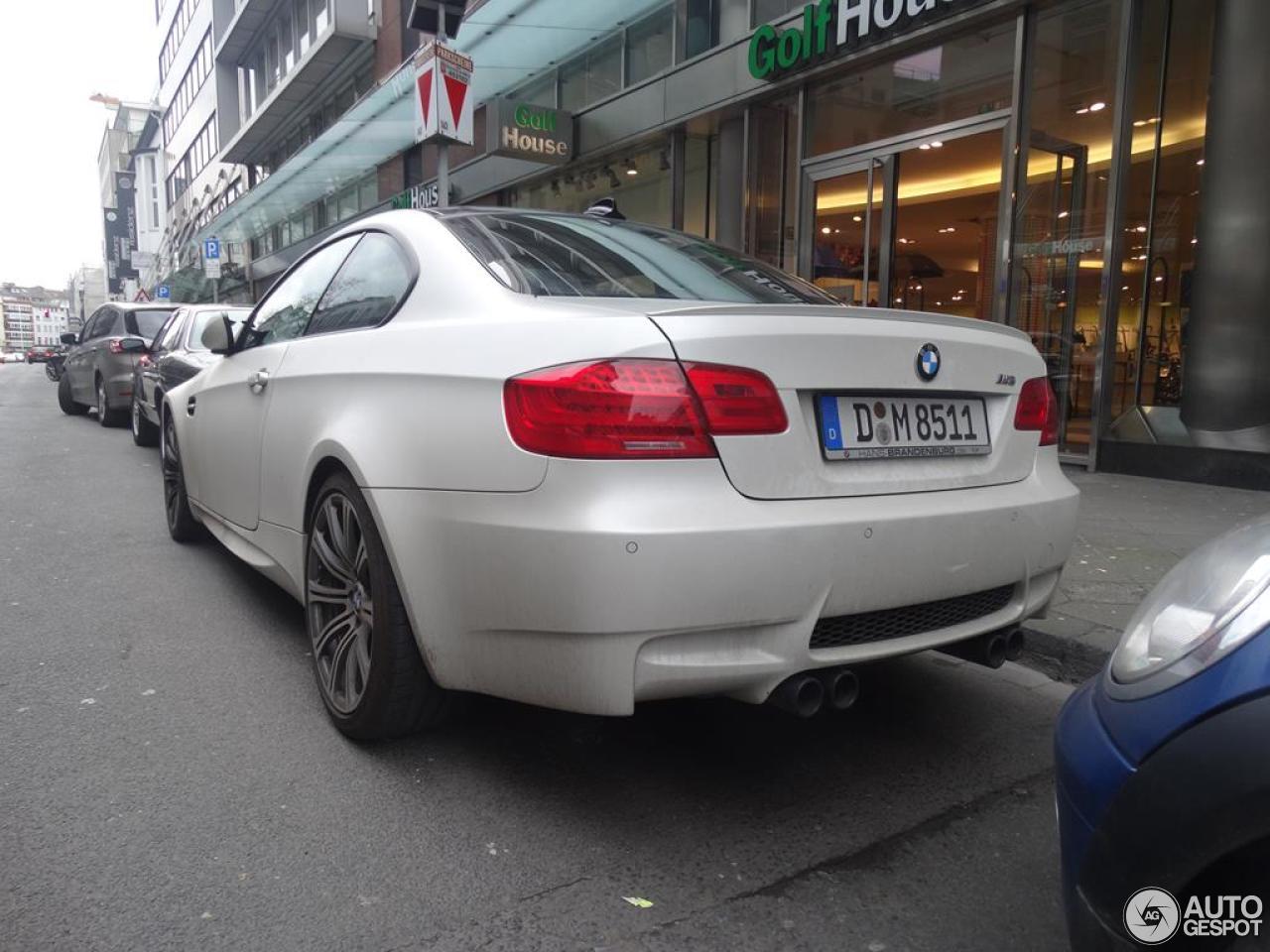 BMW M3 E92 Coupé 6