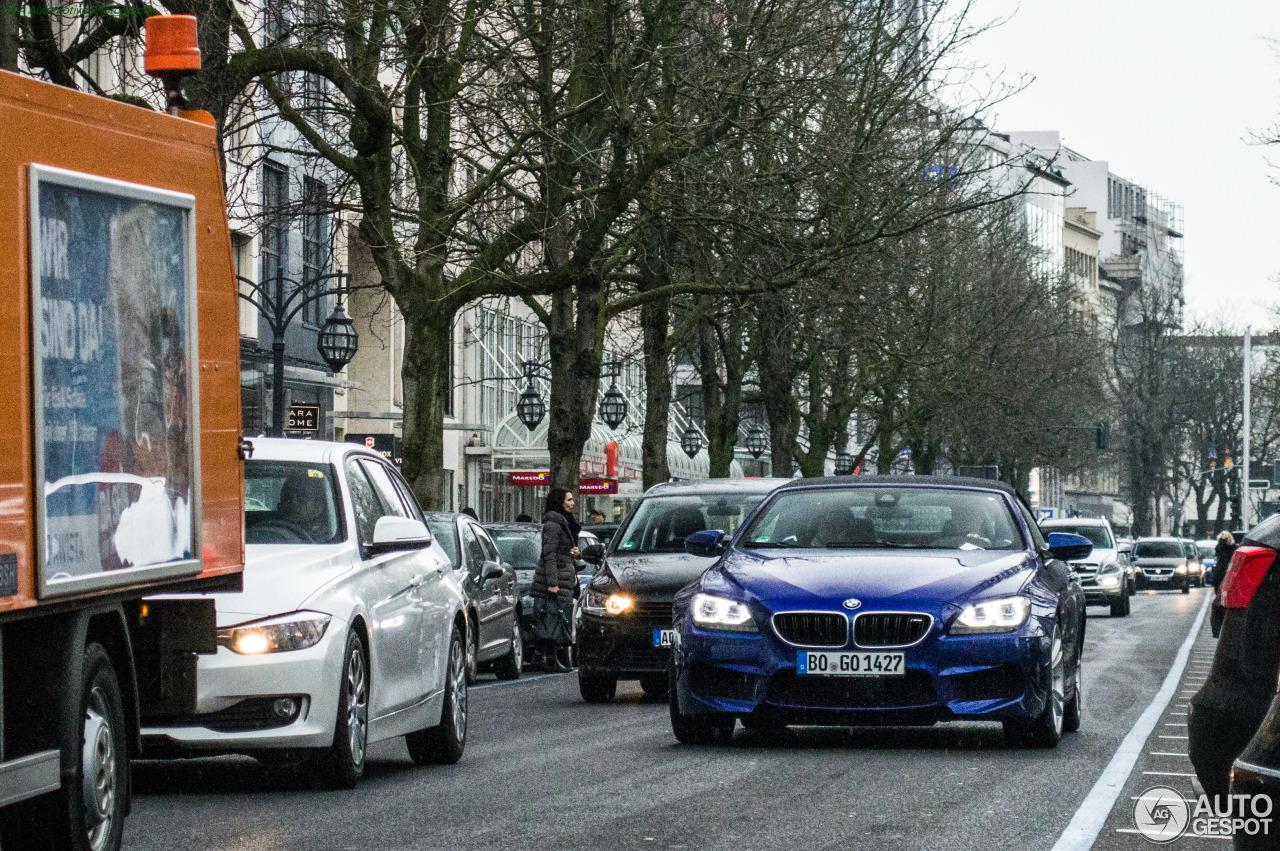 BMW M6 F12 Cabriolet 3