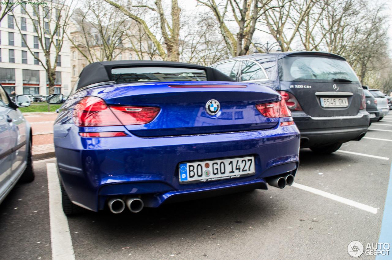 BMW M6 F12 Cabriolet 6