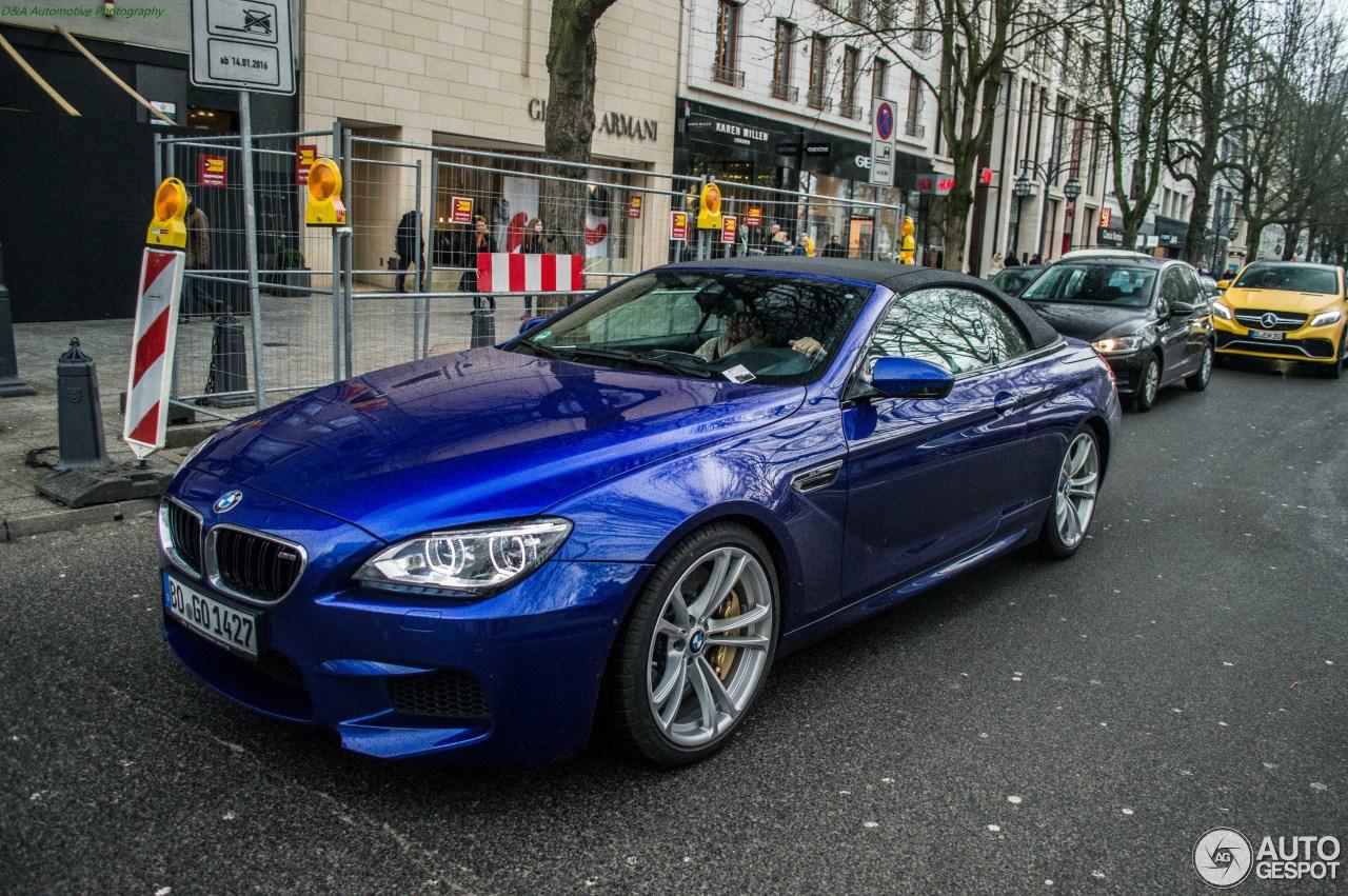 BMW M6 F12 Cabriolet 8