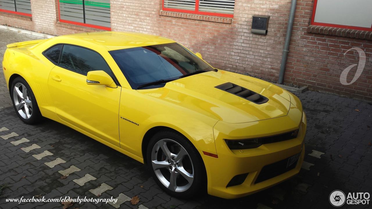 Chevrolet Camaro SS 2014 2