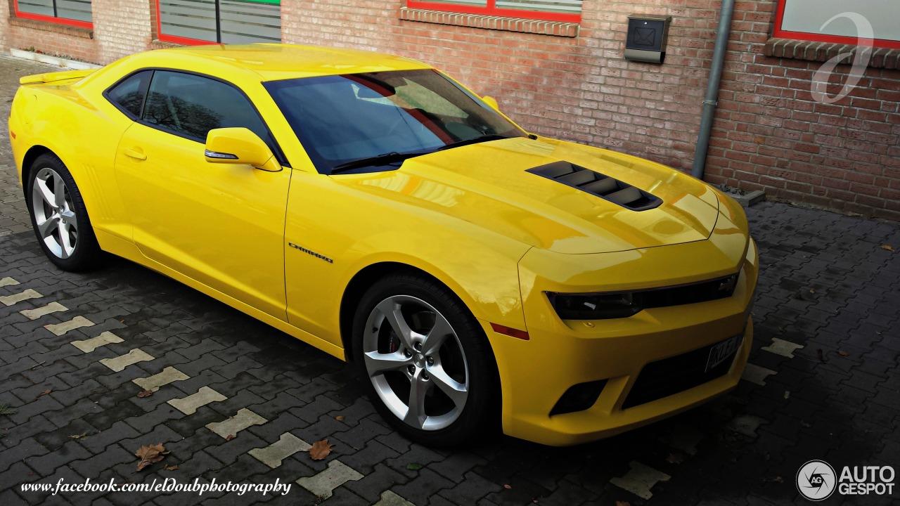 Chevrolet Camaro SS 2014 8