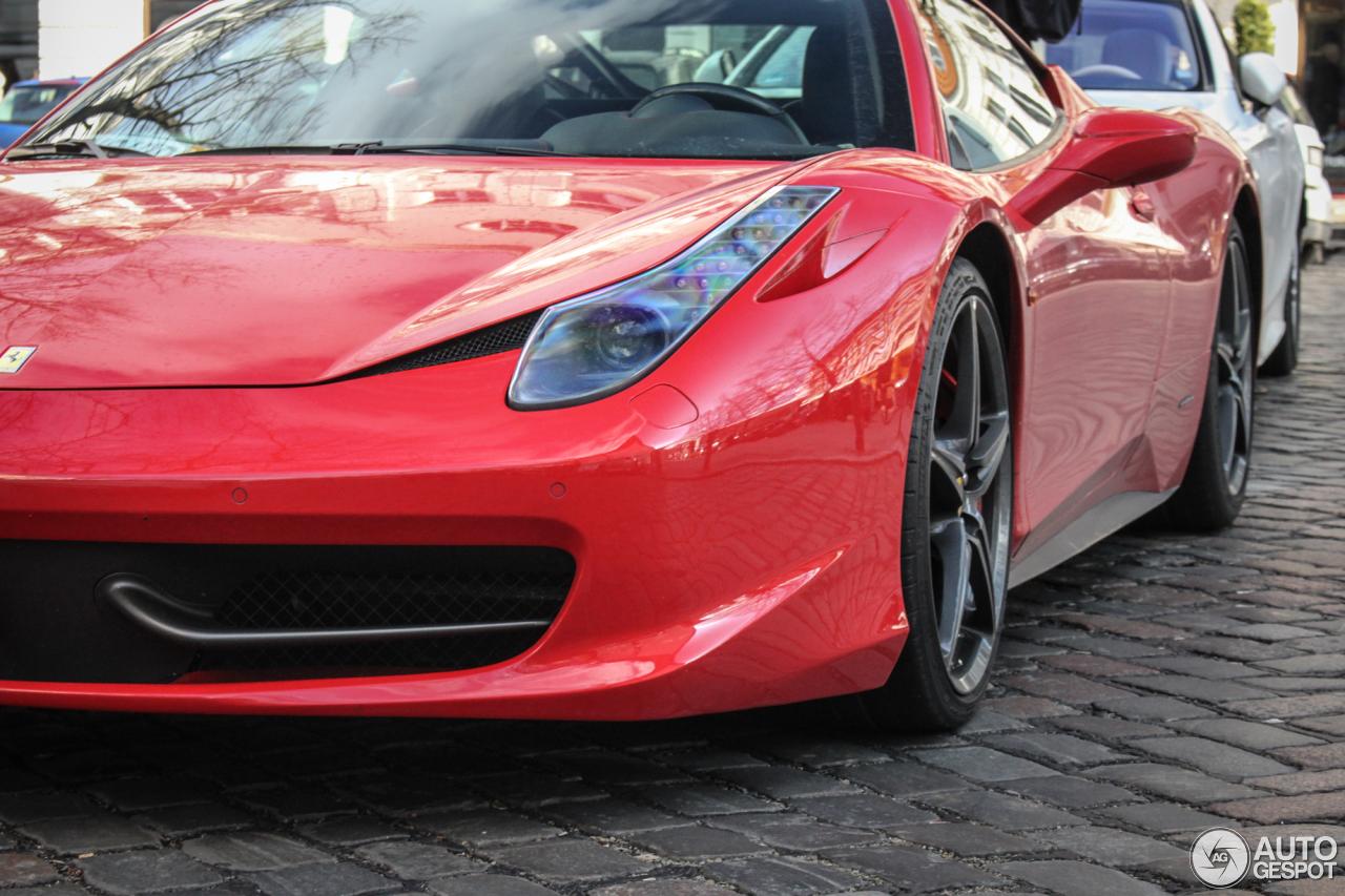 Ferrari 458 Italia 10