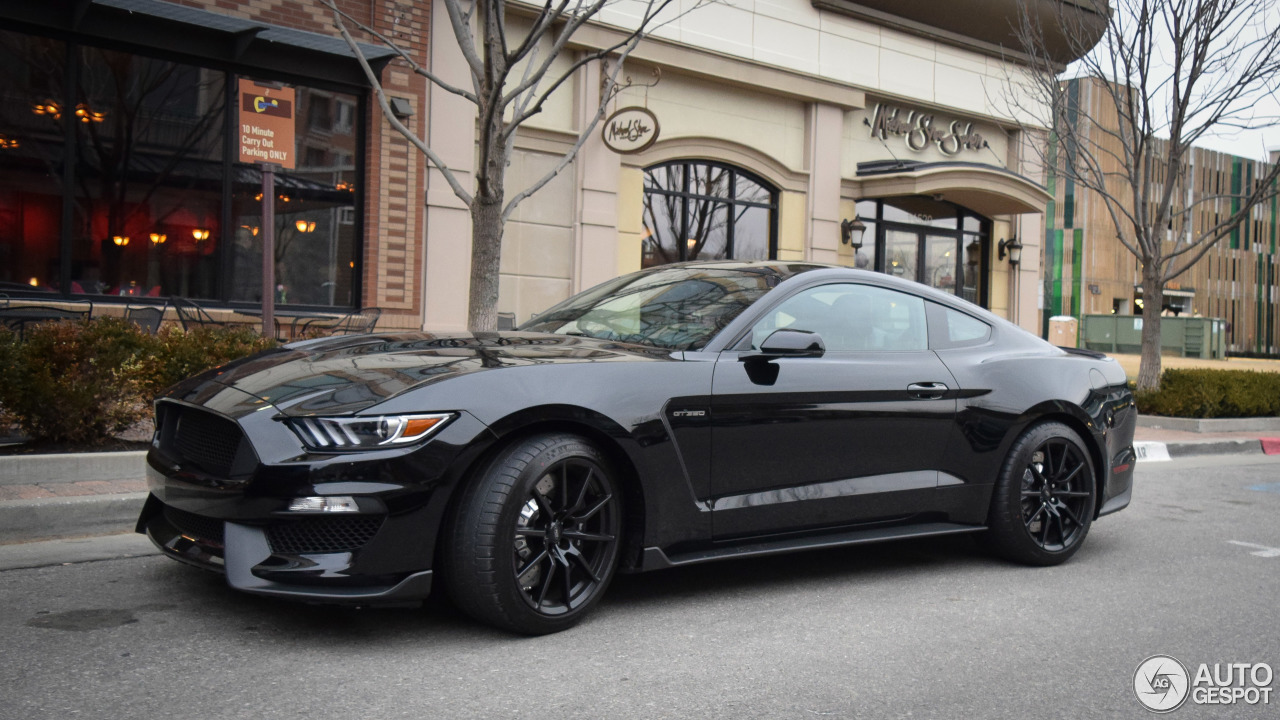 2017 Mustang Shelby Gt350 Black >> Ford Mustang Shelby GT 350 2015 - 14 February 2016 ...