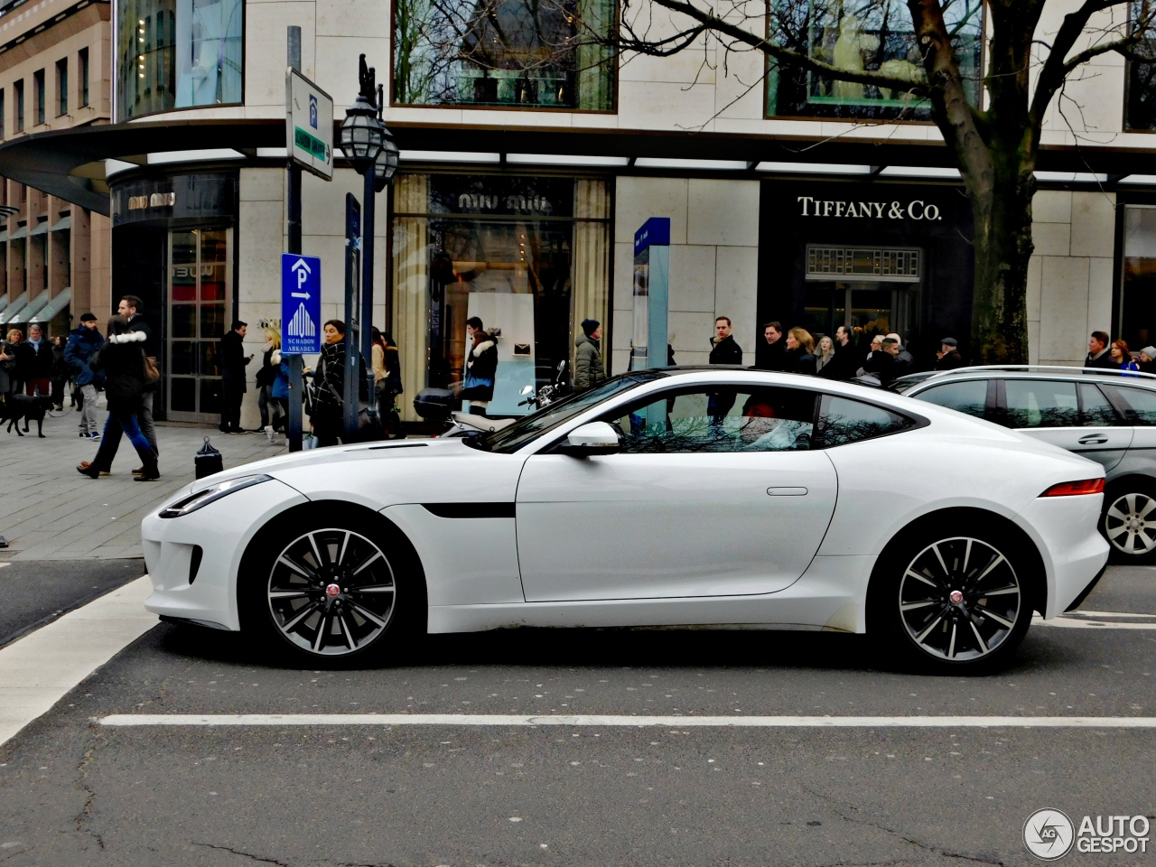 Jaguar F-TYPE S Coupé 1