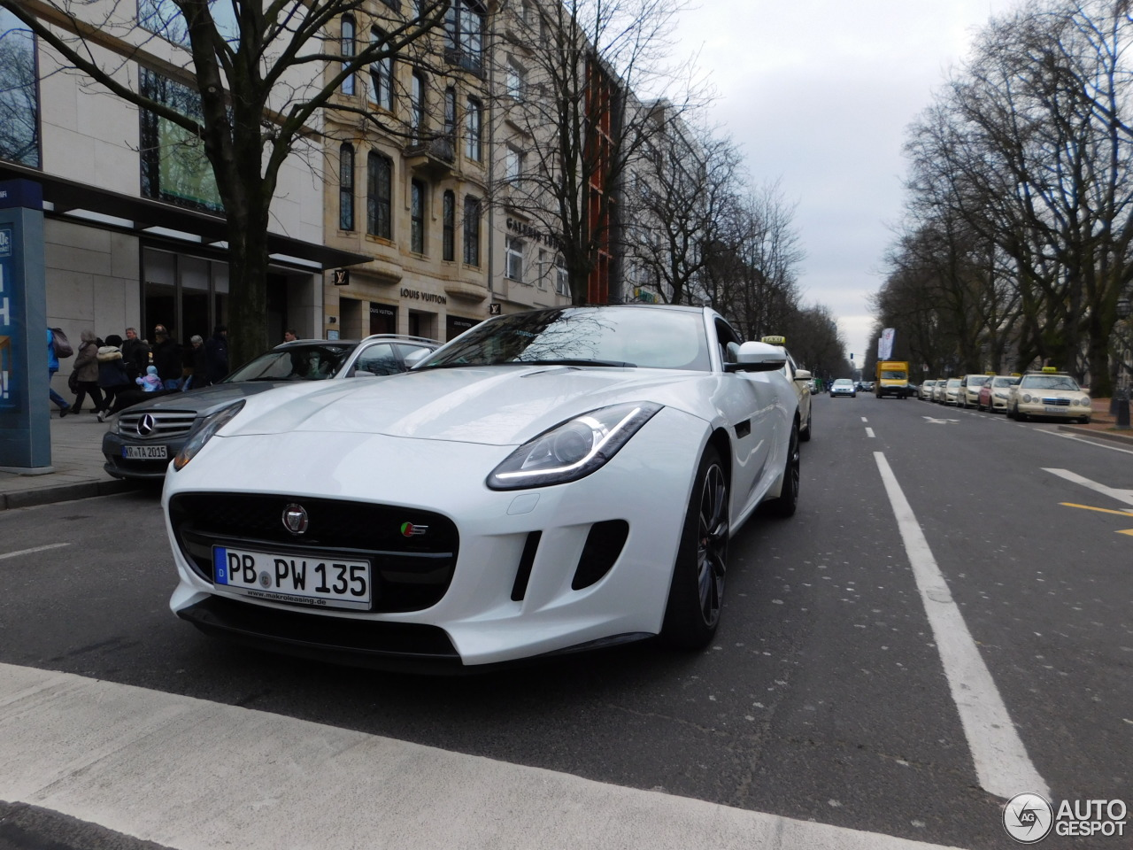 Jaguar F-TYPE S Coupé 3
