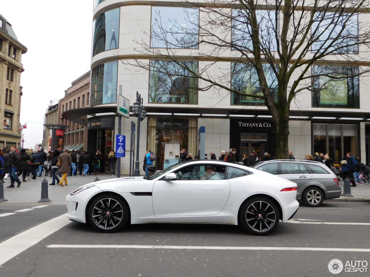 Jaguar F-TYPE S Coupé 4